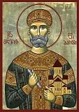 St. David the Builder, King of Georgia